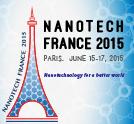Nanotech France 2015 Conference and Exhibition - Paris, France