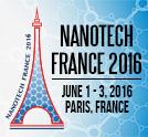 Nanotech France 2016 Conference and Exhibition - Paris, France