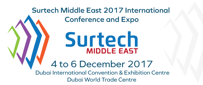 Surtech Middle East 2017 Conference and Exhibition