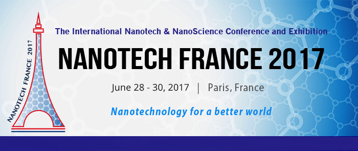 Nanotech France 2017 Conference and Exhibition - Paris, France