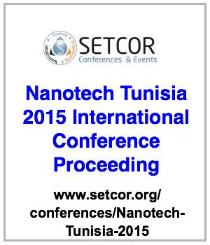 Nanotech Tunisia 2015  International Conference & Exhibition, El Mouradi Hotel Yasmine Hammamet - Tunisia