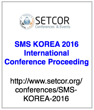 2nd Edition Smart Materials & Surfaces Conference, SMS KOREA 2016