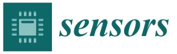 MDPI Sensors journal