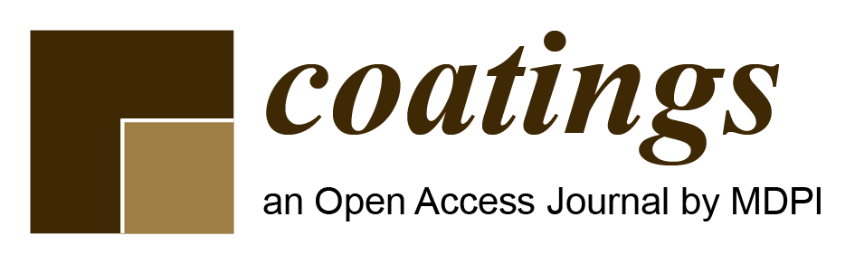 Coatings - MDPI Open Access Journal