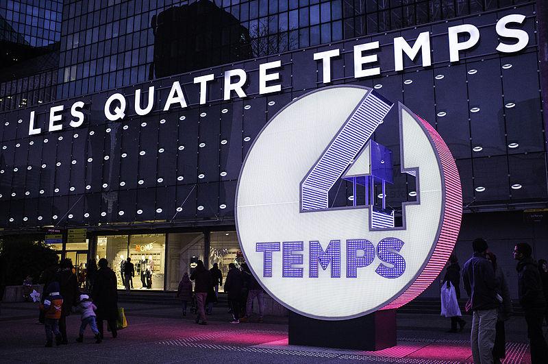 Pôle Universitaire Léonard De Vinci, Paris la Défense